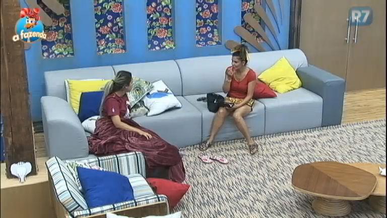 """Mara relembra briga de Thiago e Veridiana e Ana defende: """"Gorda ..."""