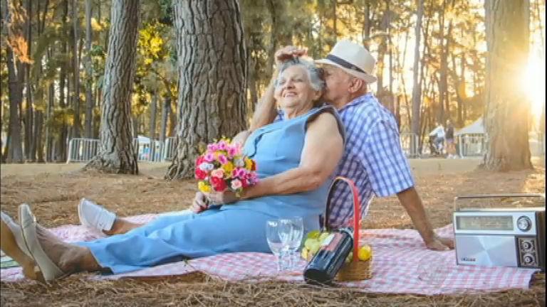 Muito amor! Manoel e Francisca comemoram 60 anos juntos