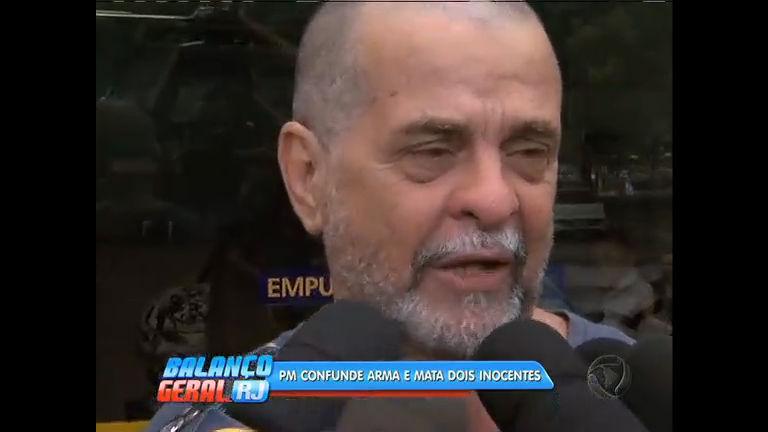 PM confunde fuzil com macaco hidráulico: pai diz que agente ...