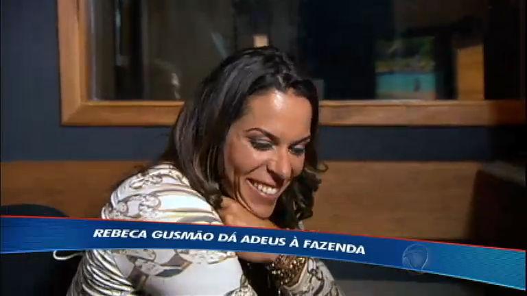 Maldição do esporte? Rebeca Gusmão é a mais nova atleta derrotada na Fazenda