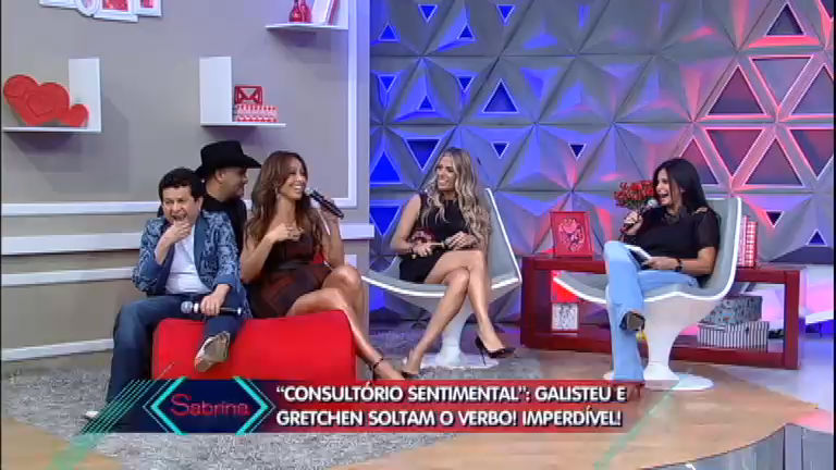 Gretchen e Adriane Galisteu soltam o verbo no Consultório ...