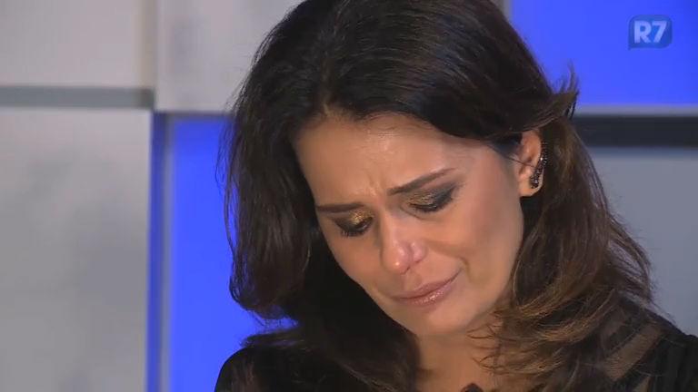 Adriana Araújo abre o coração e fala sobre carta que revela história ...