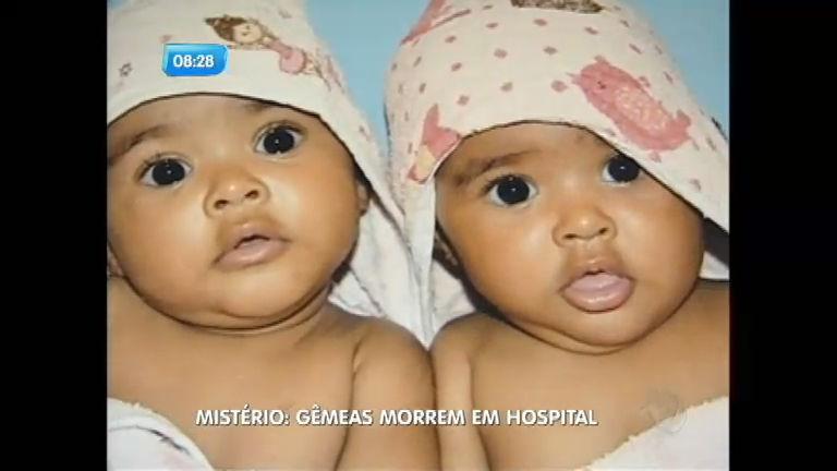 Gêmeas morrem em hospital após serem internadas com quadro de ...