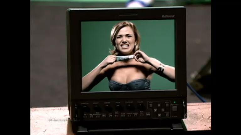 Suelen faz teste para comercial em produtora - Entretenimento - R7 ...
