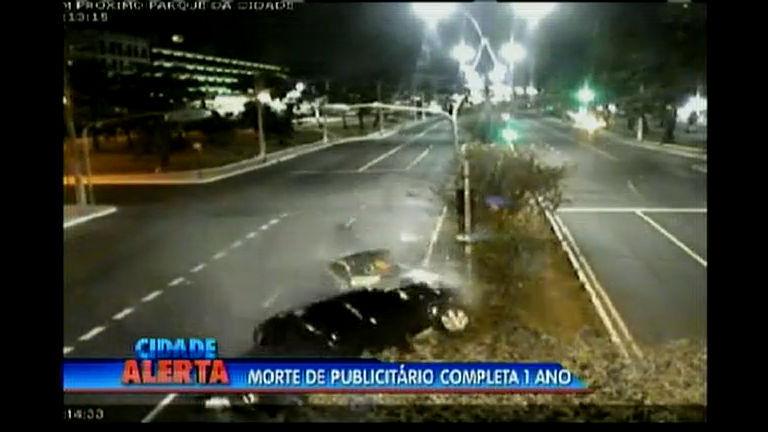 Morte de publicitário completa um ano - Bahia - R7 Cidade Alerta BA
