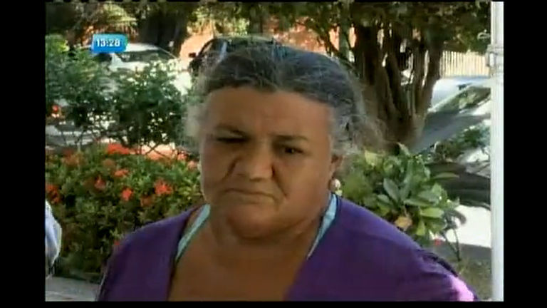 Dona Creuza ganha passagens para viditar a mãe doente