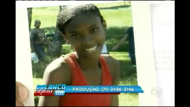 Adolescente está desaparecida há 2 dias