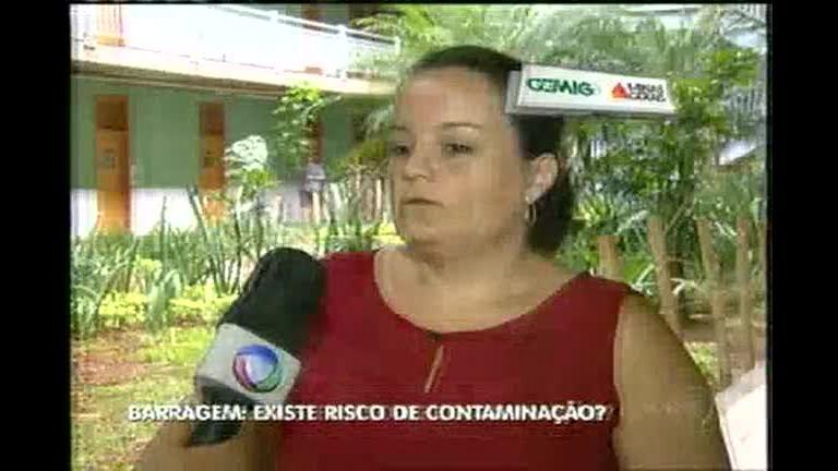 Barragem: existe risco de contaminação? - Minas Gerais - R7 MG ...