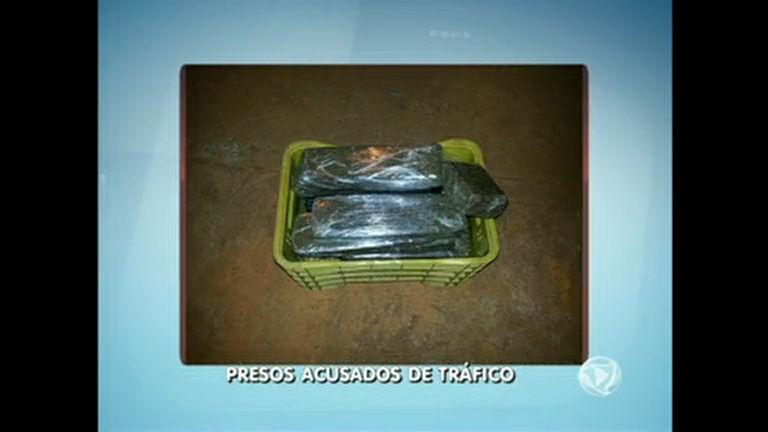 Suspeito de tráfico de drogas é preso em Águas Lindas - Distrito ...
