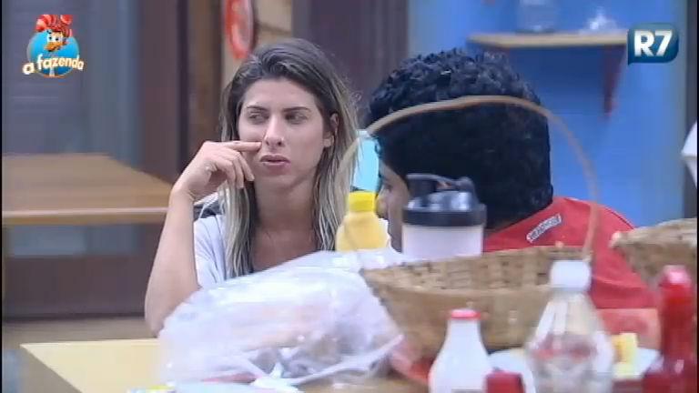 Ana Paula questiona se peoas fazem tarefas domésticas só para ...