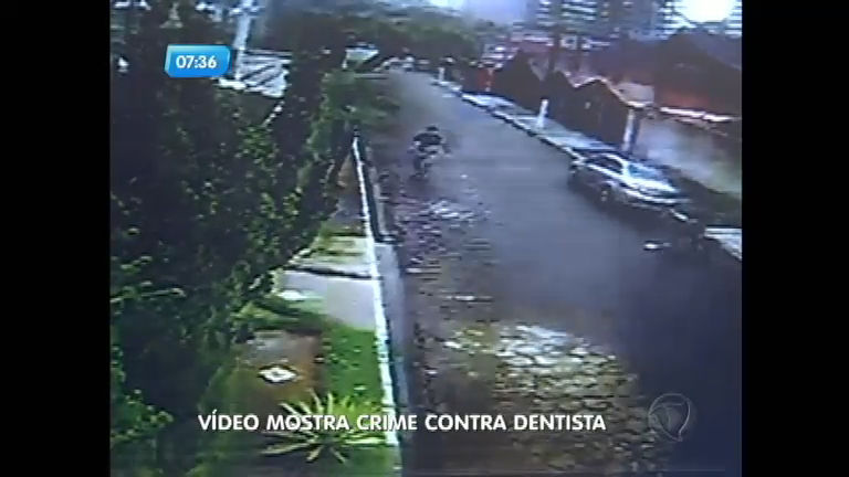 Vídeo mostra assassinato de dentista durante assalto na Praia ...