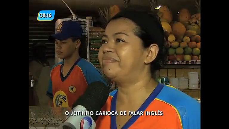 Atendentes improvisam inglês com jeitinho carioca e bom humor ...
