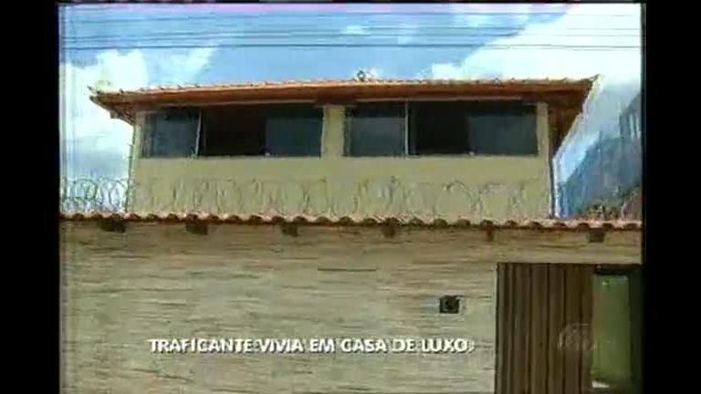 Traficante vivia em casa de luxo no Barreiro - Minas Gerais - R7 MG ...