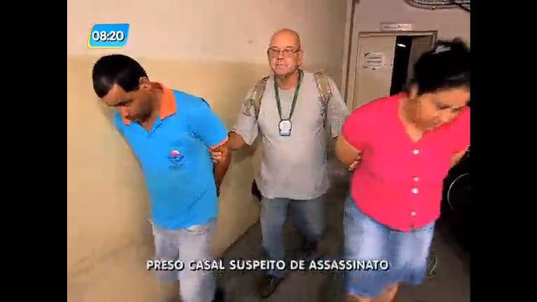 Casal foragido da Justiça do Rio por assassinato é preso em ...