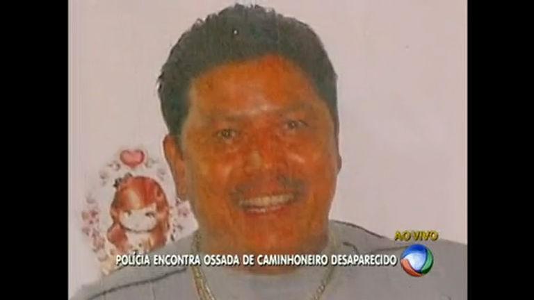 Polícia encontra ossada de caminhoneiro desaparecido - Rede ...