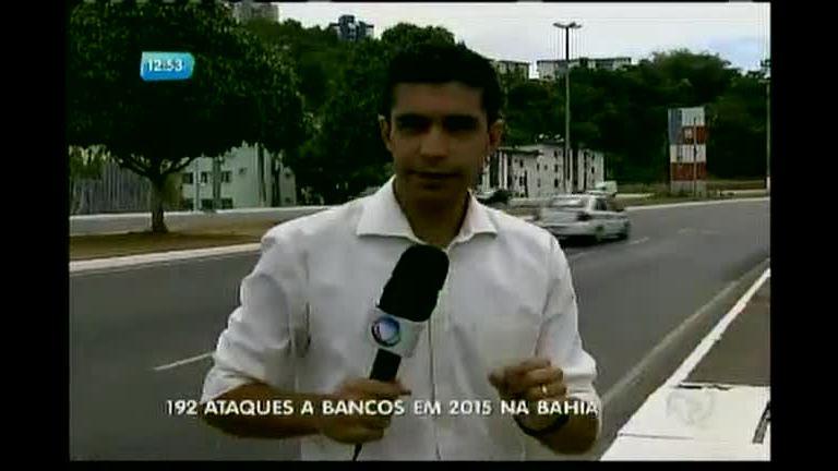 192 ataques a banco em 2015 na Bahia - Bahia - R7 Balanço Geral ...