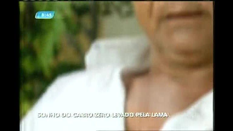 Idoso perde dinheiro que juntava para comprar carro novo em Bento Rodrigues