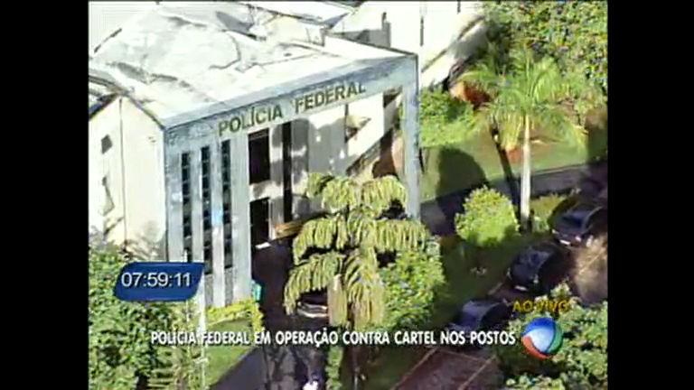 Polícia Federal desmonta cartel de postos de combustíveis que atuava no DF