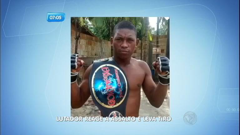 Lutador de MMA é morto durante assalto em Belém (PA) - Notícias ...