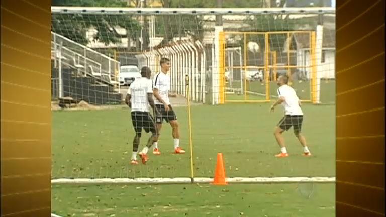 Copa do Brasil: Santos e Palmeiras fazem treinos fechados para 1º jogo da final