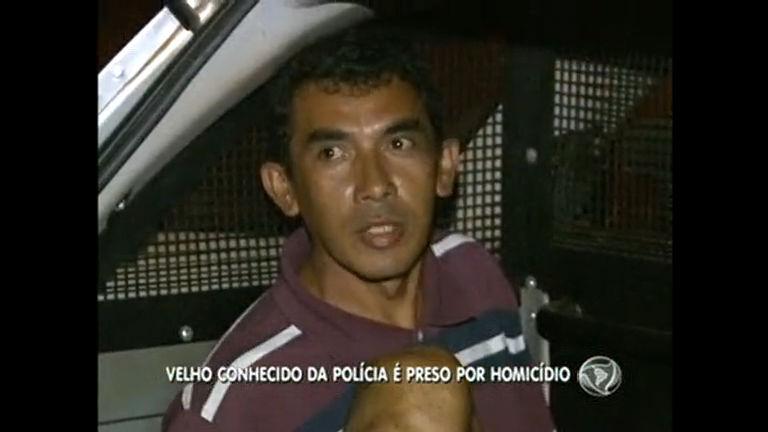 Foragido por homicídio é preso andando tranquilamente por Águas ...