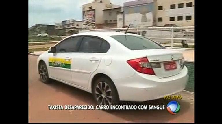 Táxi roubado é encontrado em Taguatinga - Distrito Federal - R7 ...