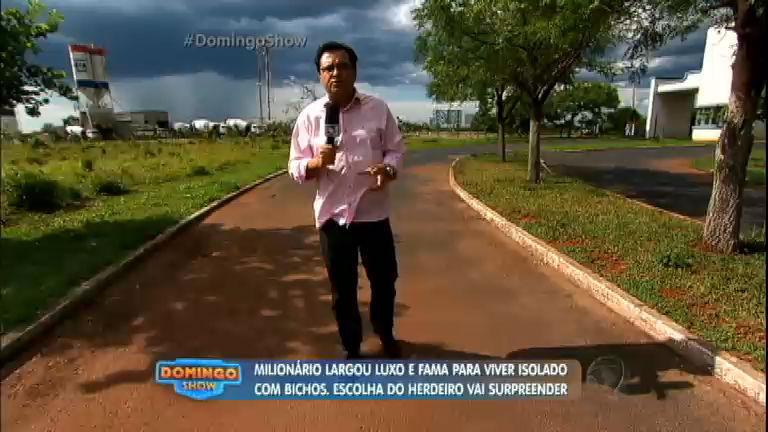Geraldo Luís conversa com Luiz Botina e revela surpreendente ...