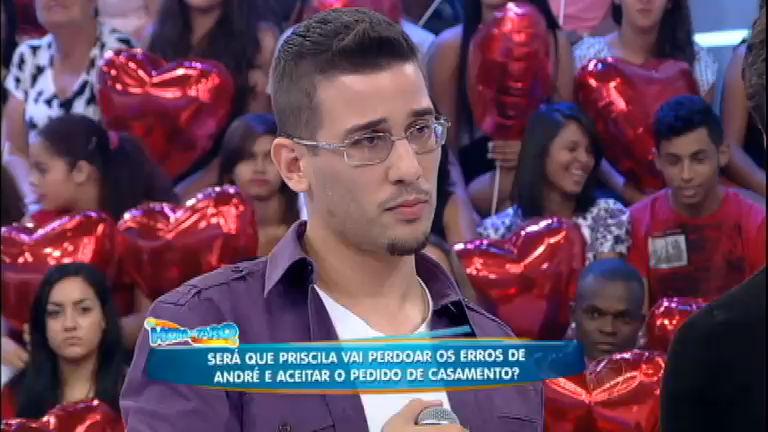 Te Quero De Volta: André tenta reatar namoro e pedir Priscila em ...
