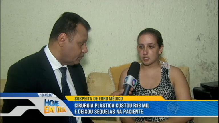 Patrulha: cirurgia plástica de R$ 8 mil deixa sequelas em paciente ...