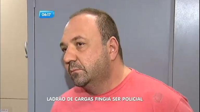 Polícia prende um dos ladrões de carga mais procurados de São ...