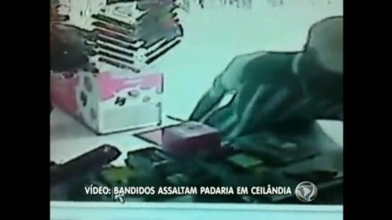 Suspeitos assaltam padaria em Ceilândia - Distrito Federal - R7 ...