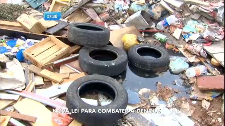 Dengue: agentes da Vigilância Sanitária poderão entrar à força nas ...