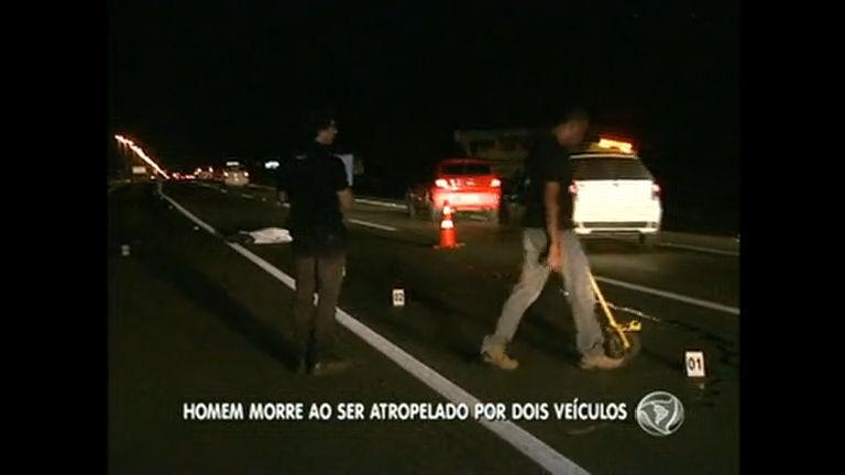 Homem tenta atravessar BR- 040 e morre atropelado por dois carros ...