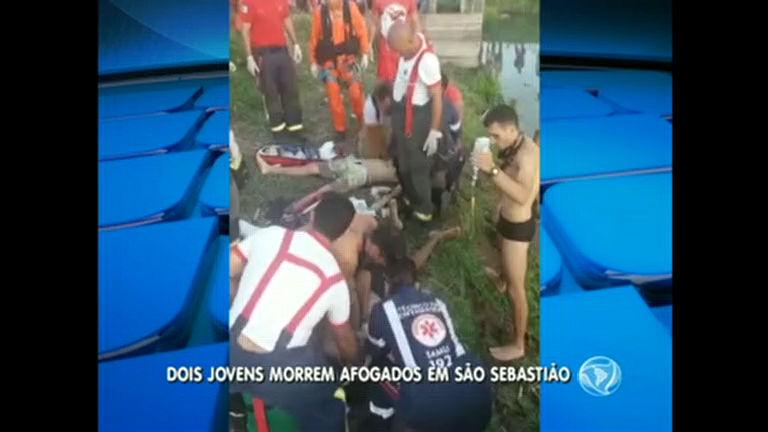 Dois jovens morrem afogados em São Sebastião - Distrito Federal ...