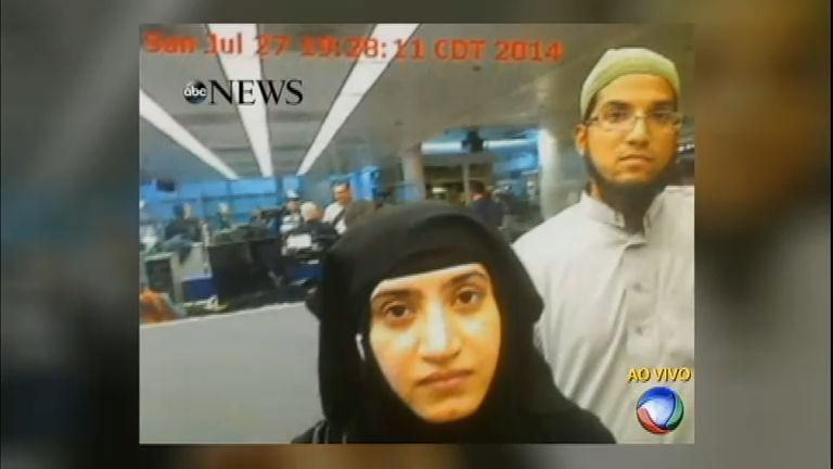 FBI confirma radicalização de casal responsável por ataque na Califórnia