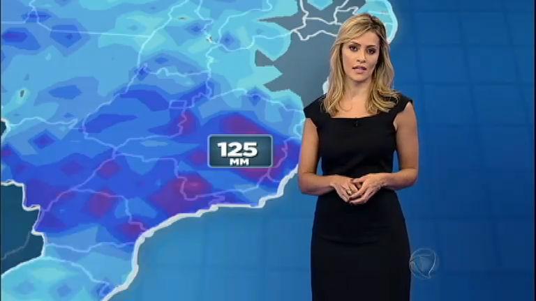 Confira a previsão do tempo para a terça (8)