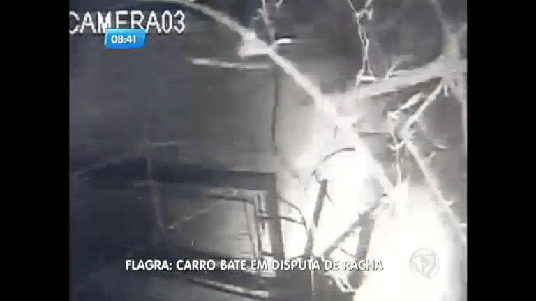 Racha termina em acidente com morte no litoral paulista