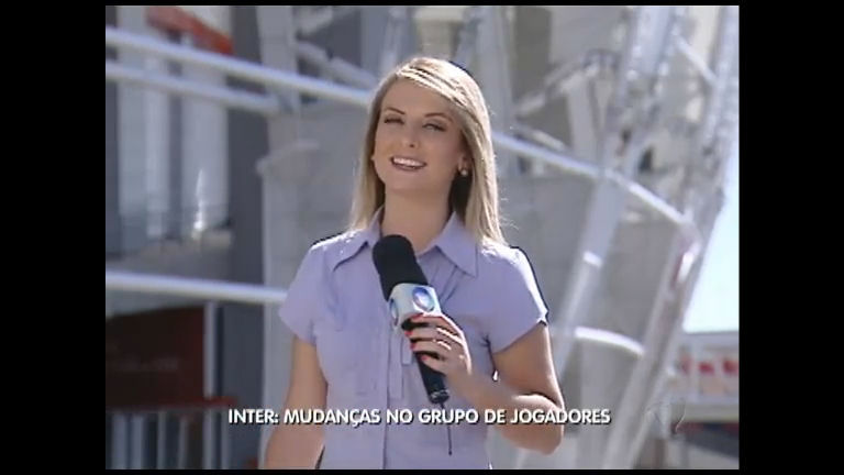 Inter: mudanças no grupo de jogadores