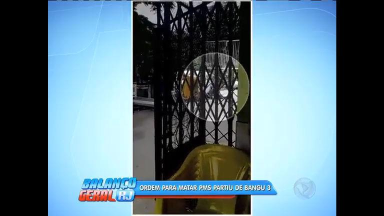 Jacarezinho: secretário de segurança afirma que ordem para matar PMs partiu de Bangu 3