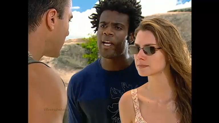 Lopo Jr. encontra Clarice em Paquetá e a ameaça