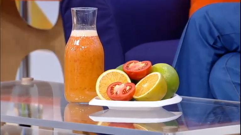 Saudável e Barato: saiba como fazer um suco colorido ...
