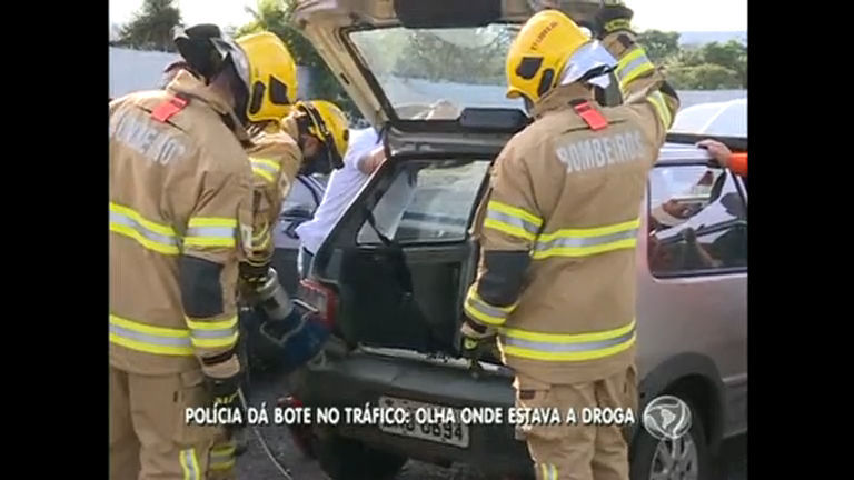 Polícia aprende quatro traficantes e 80 kg de maconha no DF ...