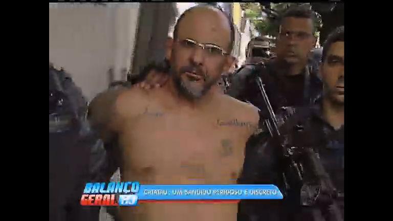 Conheça Catatau, traficante preso na Maré durante operação da PM