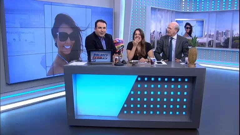 Balanço Geral SP Online: celebridade que aparece com sorriso ...