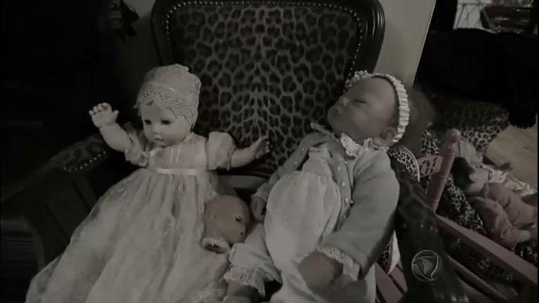 Rodrigo Faro leva cada susto na casa de boneca mais horripilante ...