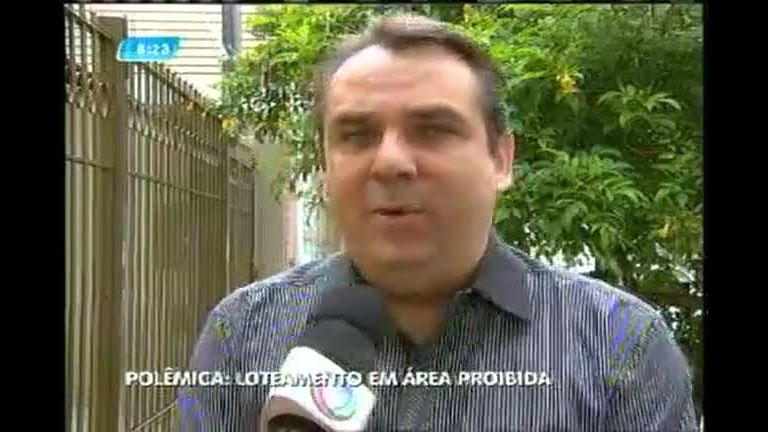 Loteamento em área proibida gera polêmica em Divinópolis (MG ...
