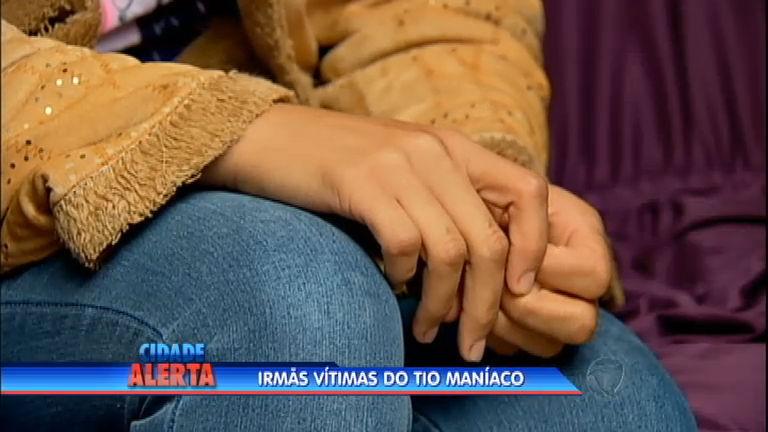 Duas meninas são vítimas de abuso do tio maníaco - Notícias - R7 ...
