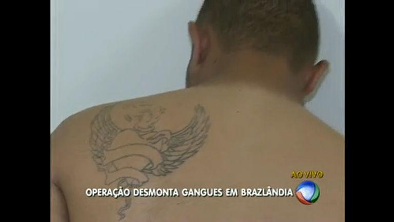 Operação da Polícia Civil desmancha gangues em Brazlândia ...