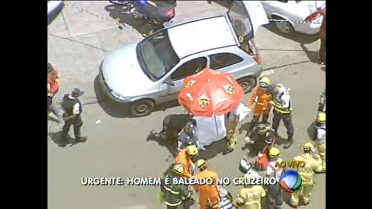 Homem é morto no Cruzeiro Velho - Distrito Federal - R7 Balanço ...