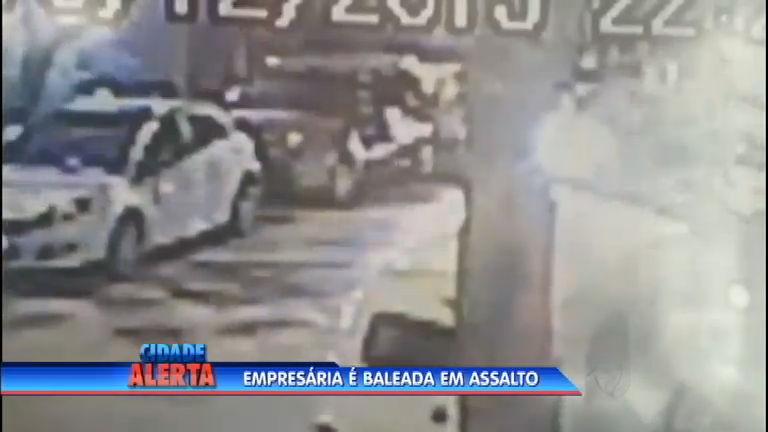 Empresária é baleada em assalto no dia do aniversário em São Paulo